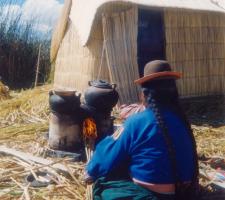 Puno, lake titicaca, Uros