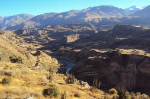 Colca, Pre-inca terraces, Peru