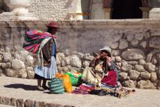 Mujeres, Colca Valley, Peru