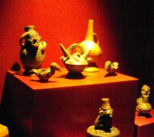 Ceramios, Museo Sipan