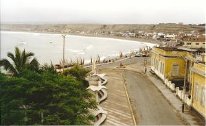 Huanchaco, Balsas de totoras
