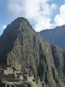 Huaynapicchu-Machupicchu Peru